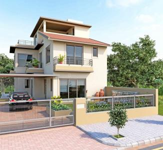 Project Image of 2700.0 - 3060.0 Sq.ft 4 BHK Villa for buy in Pacifica The Meadows