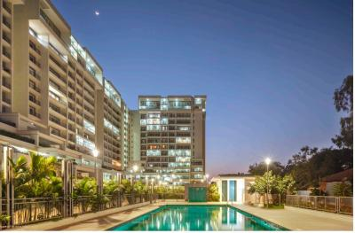 Project Image of 1448.0 - 1832.0 Sq.ft 3 BHK Apartment for buy in Spectra Raywoods