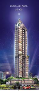 Gallery Cover Image of 1220 Sq.ft 2 BHK Apartment for rent in Vishwa Hans, Kharghar for 21000