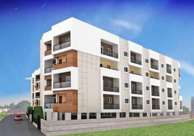 Gallery Cover Image of 1600 Sq.ft 3 BHK Apartment for rent in DS MAX Savvy, Anjanapura Township for 19000