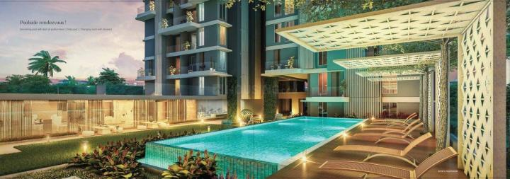 Project Image of 669.0 - 1553.0 Sq.ft 2 BHK Apartment for buy in Merlin Verve
