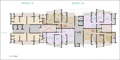 Project Image of 456.0 - 703.0 Sq.ft 1 BHK Apartment for buy in Mayfair Sonata Greens