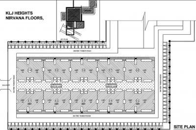 केएलजे निरवाना फ्लोर्स में खरीदने के लिए 1550 - 2750 Sq.ft 3 BHK अपार्टमेंट प्रोजेक्ट  की तस्वीर