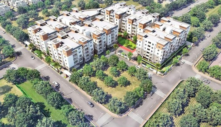 Project Image of 0 - 1865.0 Sq.ft 3 BHK Apartment for buy in Concrete Destina