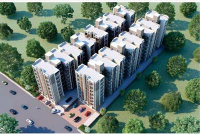Project Image of 526.36 - 544.76 Sq.ft 2 BHK Apartment for buy in Aryaman Heights Phase 2