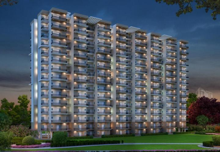 Project Image of 570.0 - 645.0 Sq.ft 2 BHK Apartment for buy in Adore Samriddhi