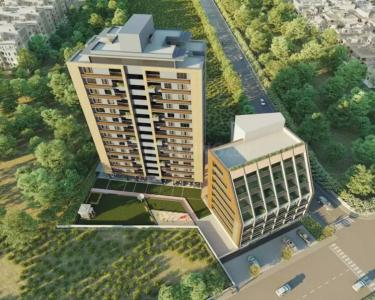 Project Image of 910.0 - 986.0 Sq.ft 3 BHK Apartment for buy in Shri Parshva Orion