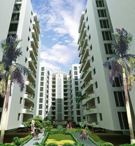 Gallery Cover Image of 1400 Sq.ft 3 BHK Apartment for rent in Khaja Guda for 30000