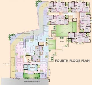 Project Image of 530.0 - 780.0 Sq.ft 1 BHK Apartment for buy in Devi Paradise