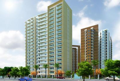 Gallery Cover Image of 950 Sq.ft 2 BHK Apartment for rent in Earthcon Casa Grande 2, Chi V Greater Noida for 12000