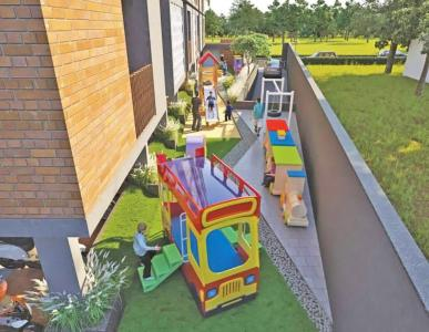 Project Image of 0 - 550 Sq.ft 2 BHK Apartment for buy in Rajyash Reyansh