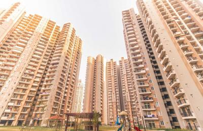 Gallery Cover Image of 590 Sq.ft 1 BHK Apartment for buy in RG Residency, Sector 120 for 3300000