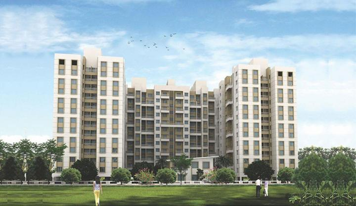 Project Image of 356.61 - 519.47 Sq.ft 1 BHK Apartment for buy in Mont Vert Homes Sunshine Joy Phase 2
