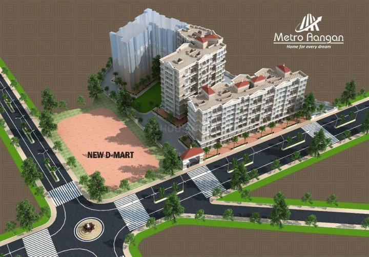 Project Image of 374.0 - 711.0 Sq.ft 1 BHK Apartment for buy in Metro Aangan Phase I