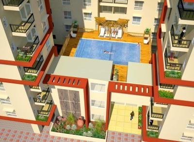 Gallery Cover Image of 957 Sq.ft 2 BHK Apartment for rent in VBHC - Serene Town, Kannamangala for 17000
