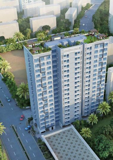 Project Image of 309.0 - 580.0 Sq.ft 1 BHK Apartment for buy in Platinum Corp Tower 4