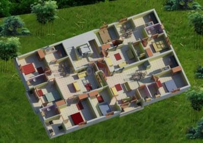 Project Image of 756.0 - 1194.0 Sq.ft 2 BHK Apartment for buy in Athreya Saswatha