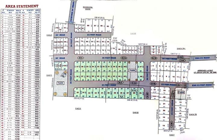 Project Image of 408 - 2201 Sq.ft Residential Plot Plot for buy in ABS Mahismathi