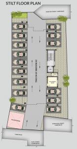 वीजीएन एक्सपंजा में खरीदने के लिए 926.0 - 1064.0 Sq.ft 2 BHK अपार्टमेंट प्रोजेक्ट  की तस्वीर