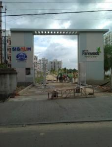 Gallery Cover Image of 1028 Sq.ft 3 BHK Apartment for buy in Signum Parkwoods Estate, Mankundu for 3119140
