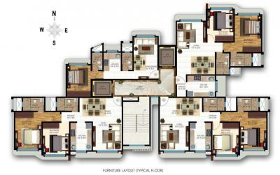 Project Image of 413.01 - 930.76 Sq.ft 1 BHK Apartment for buy in Shree Matruchhaya Of Shree Tulsi CHSL