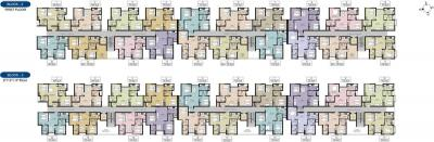 Project Image of 500.0 - 810.0 Sq.ft 1 BHK Apartment for buy in Arun Excello Sanjani