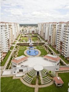 Gallery Cover Image of 1380 Sq.ft 2 BHK Apartment for rent in Purva Fountain Square, Marathahalli for 32000