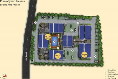 2160 Sq.ft Residential Plot for Sale in Naoabad, Kolkata