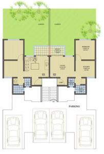 Gallery Cover Image of 480 Sq.ft 1 BHK Apartment for rent in Namrata Group Sakar, Talegaon Dabhade for 6000