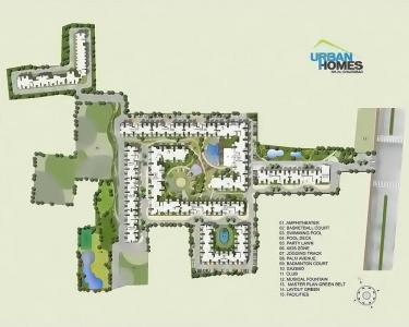 Project Image of 585 - 840 Sq.ft 1 BHK Apartment for buy in Shubh Aditya Urban Homes(Phase-2)
