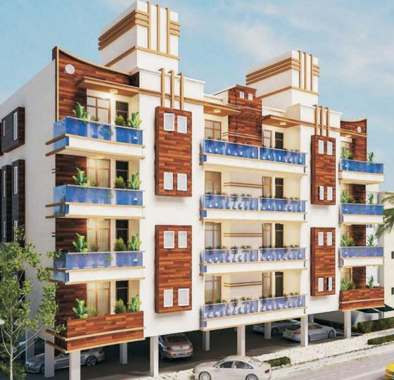 Project Image of 0 - 1010.0 Sq.ft 2 BHK Apartment for buy in Vihaan Galaxy