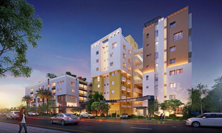 Project Image of 963.0 - 1763.0 Sq.ft 2 BHK Apartment for buy in Sugam Sudhir