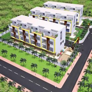 Project Image of 0 - 2990.0 Sq.ft 3 BHK Villa for buy in Shankar Prashanthi Kuteera