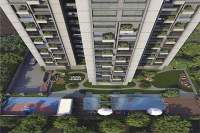 Project Image of 1345.0 - 4000.0 Sq.ft 2 BHK Apartment for buy in Dwarkesh Opulence