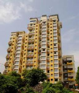 Gallery Cover Image of 620 Sq.ft 1 BHK Apartment for rent in Rachana Yash Enclave, Navapada for 8000