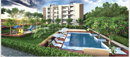 Project Image of 780 - 1650 Sq.ft 2 BHK Apartment for buy in SAS Honey Dew