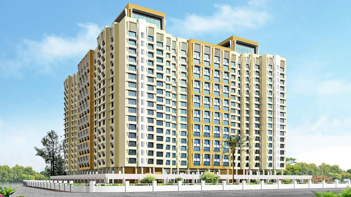 Project Image of 690.0 - 1011.0 Sq.ft 2 BHK Apartment for buy in Kukreja Chembur Heights II