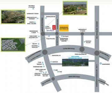 Project Image of 2400 - 5720 Sq.ft Residential Plot Plot for buy in Sree Mahitha Spandana Plots