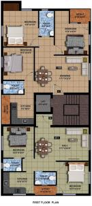 Project Image of 871.0 - 1188.0 Sq.ft 2 BHK Apartment for buy in Mantra 5800