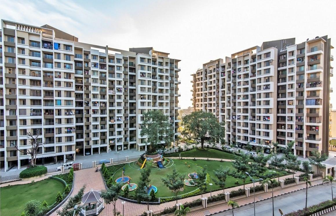 Project Image of 366.62 - 374.69 Sq.ft 1 BHK Apartment for buy in Regency Sarvam Phase 9
