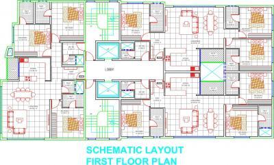 रेडिफ़िस एवलॉन एक्ज़ीटर में खरीदने के लिए 2400 - 4200 Sq.ft 3 BHK अपार्टमेंट प्रोजेक्ट  की तस्वीर