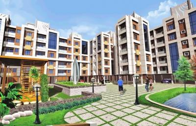 Gallery Cover Image of 911 Sq.ft 2 BHK Apartment for rent in Rajarhat for 12000