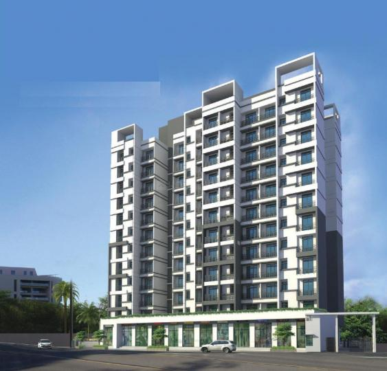 Project Image of 398.0 - 570.0 Sq.ft 1 BHK Apartment for buy in Shree Hari Residency