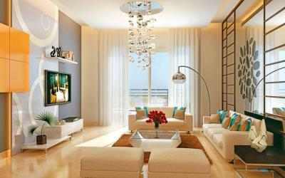 Gallery Cover Image of 2096 Sq.ft 3 BHK Apartment for rent in DLF The Primus, Sector 82A for 36000