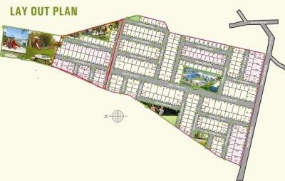 Project Image of 1197 - 5400 Sq.ft Residential Plot Plot for buy in Headway Cyber Greens