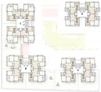 Project Image of 655.52 - 890.07 Sq.ft 2 BHK Apartment for buy in PHA Kalash Square