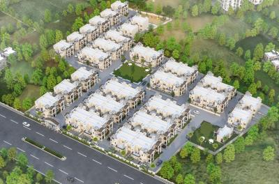 Project Image of 1027.95 - 1361.63 Sq.ft 3 BHK Villa for buy in Safal Exotica