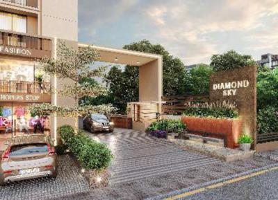 Project Image of 683.62 - 839.15 Sq.ft 2 BHK Apartment for buy in Maruti Diamond Sky
