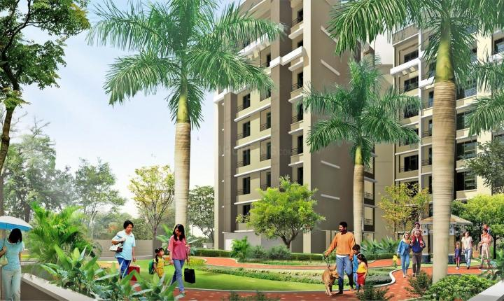 Project Image of 306.13 - 462.96 Sq.ft 1 BHK Apartment for buy in Mohan Greenwoods Building 1