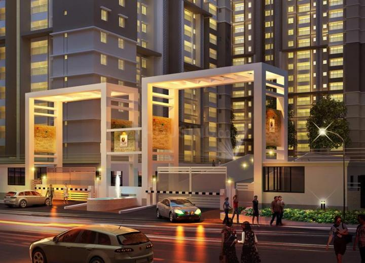 Project Image of 602 Sq.ft 1 BHK Apartment for buyin Muddanahalli for 3491000